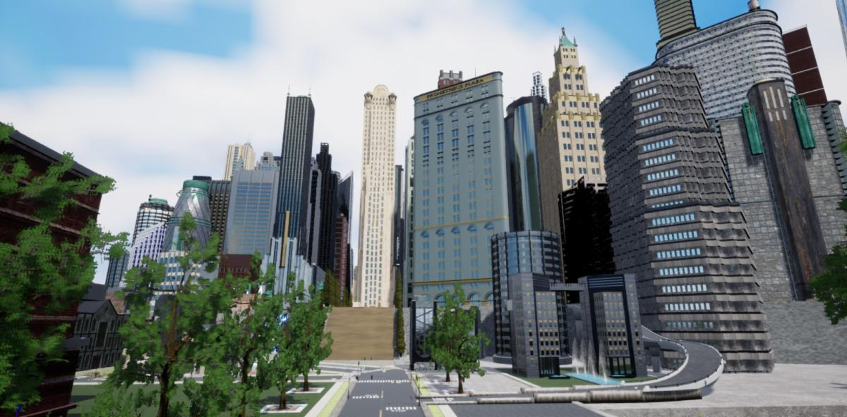 Downtown 2